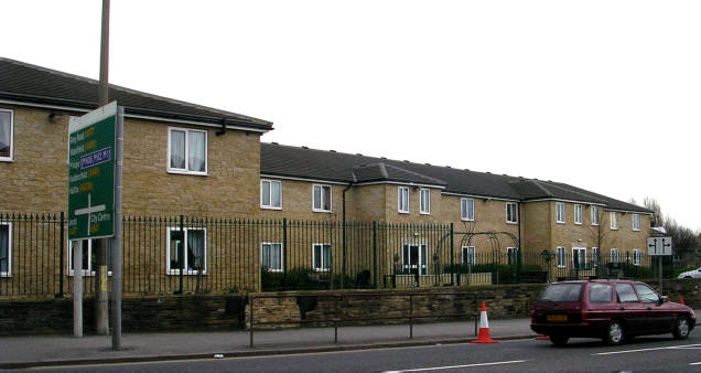 Mill Lodge Care Home, Killinghall Road