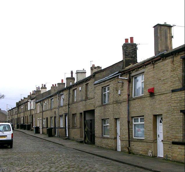 Mortimer Row, Laisterdyke