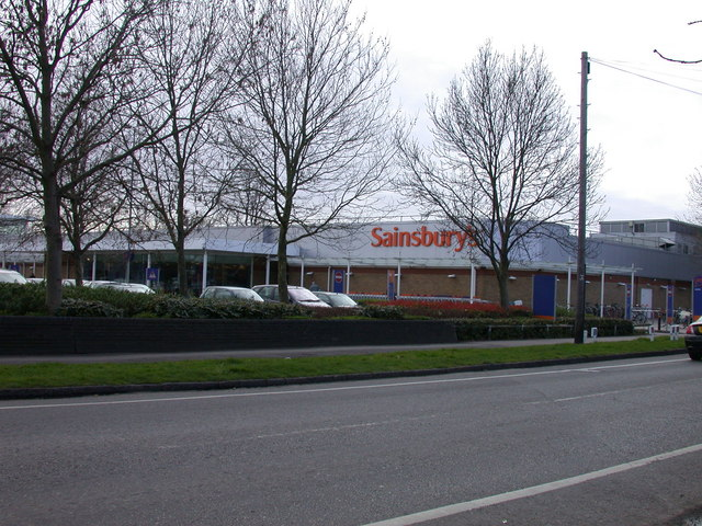 Sainsbury's, Coldhams Lane, Cambridge