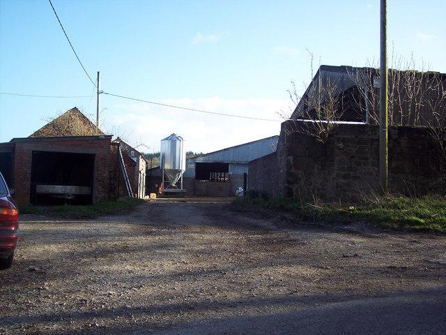 Sheephouse Farm near East Knoyle