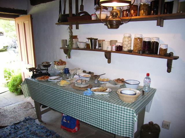 Wartime Kitchen, Ryedale Folk Museum