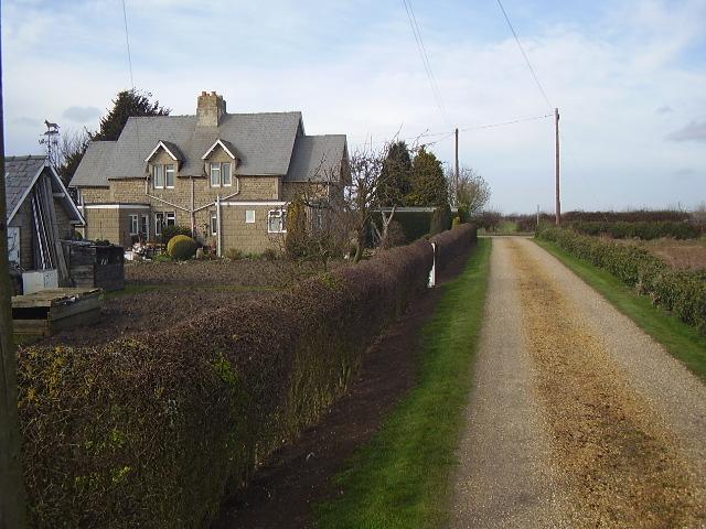 Footpath from Glebe Farm