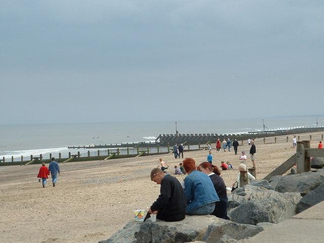 The Beach, Hornsea