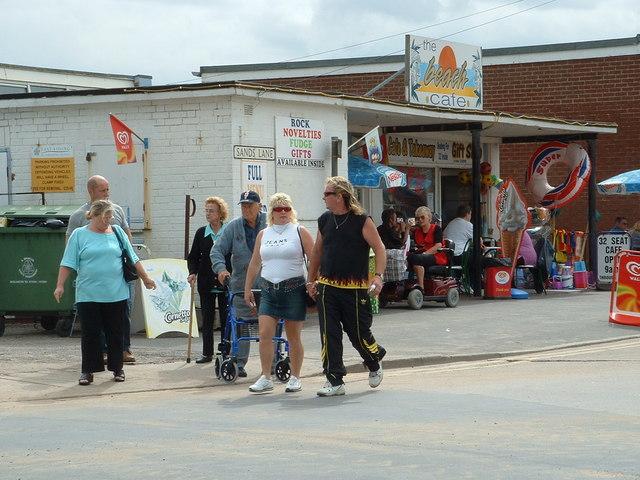 The Beach Cafe, Hornsea