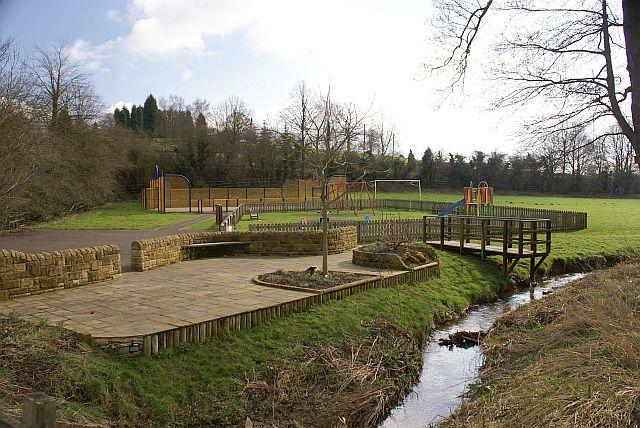Clifton recreational ground