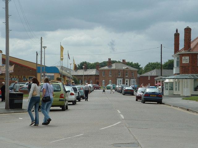 Old Railway Station, Hornsea