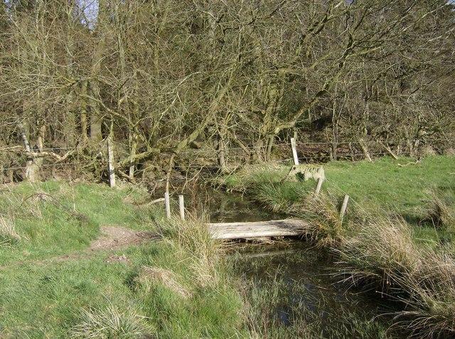 Footpath in Highclere estate