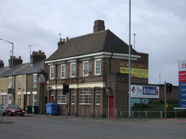 Wrestlers PH, Newmarket Road, Cambridge
