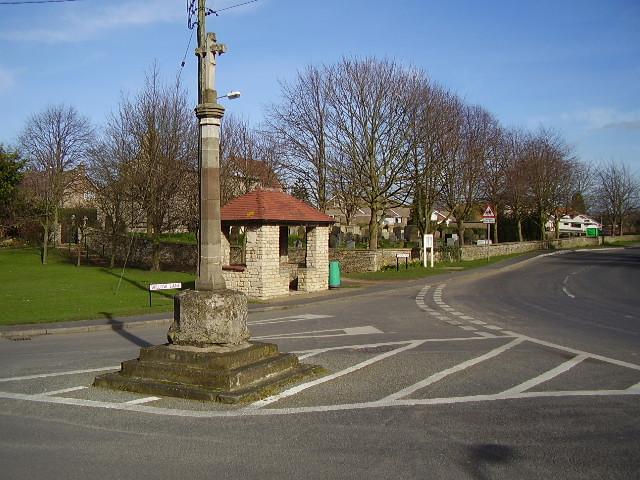 Cranwell village centre