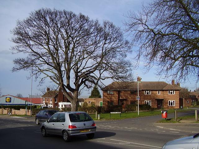 Tennyson Avenue, Sleaford