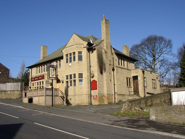 The Woolpack, Deighton Road, Deighton