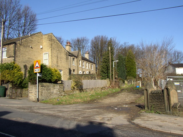 Oddfellows Buildings, off Deighton Road, Deighton