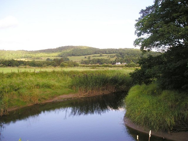 View from Black Beck entrance