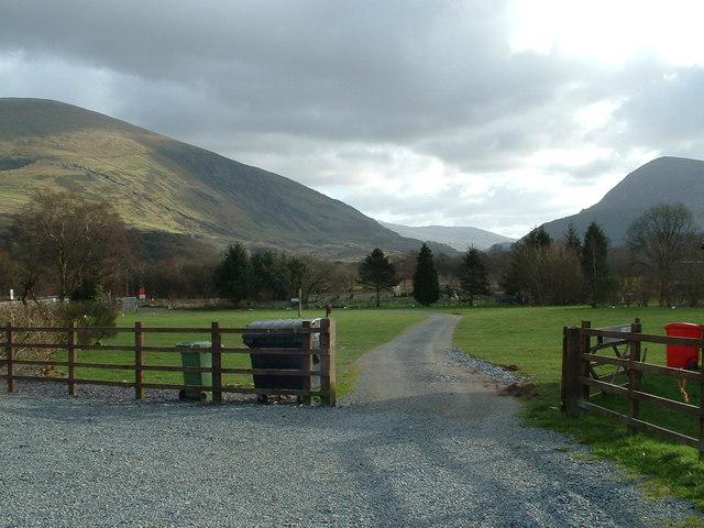 Snowdonia Parc Campsite