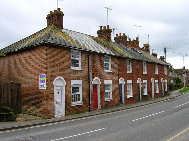 Cadborough Cottages, Udimore Road