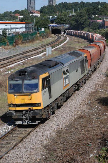 EWS Freight Train