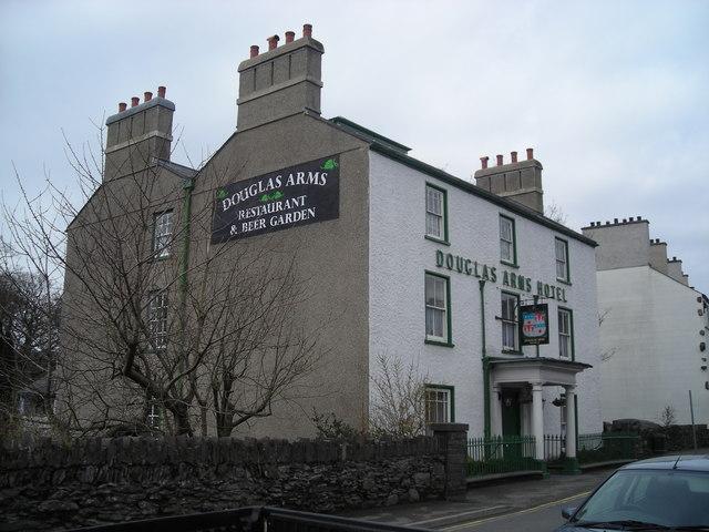 Douglas Arms Hotel