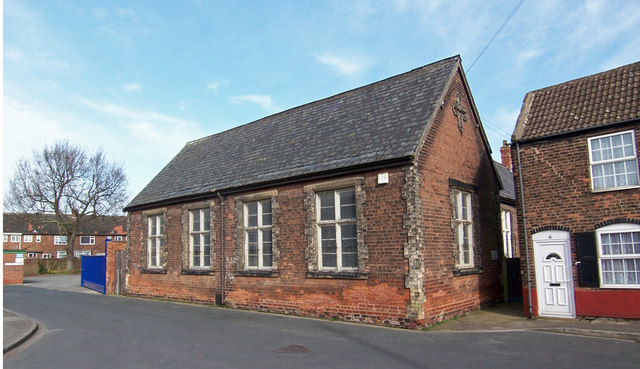 National School, The Hourne, Hessle
