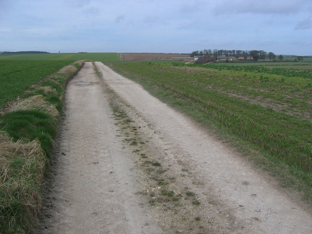 To Kirby Wold Farm