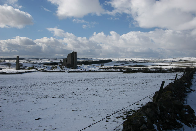 Magpie Mine Sheldon
