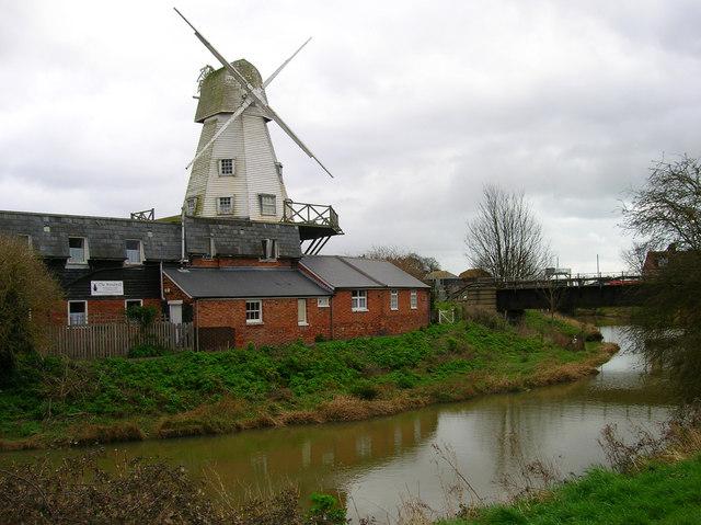 Windmill, River Tillingham