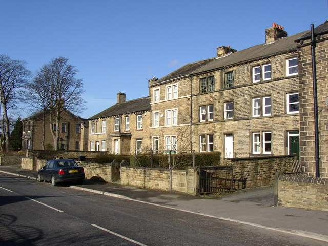 Houses at Sheepridge, Deighton Road, Deighton, Huddersfield