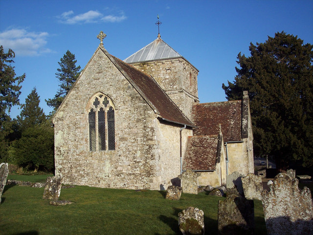 Church of All Saints, Fonthill Bishop