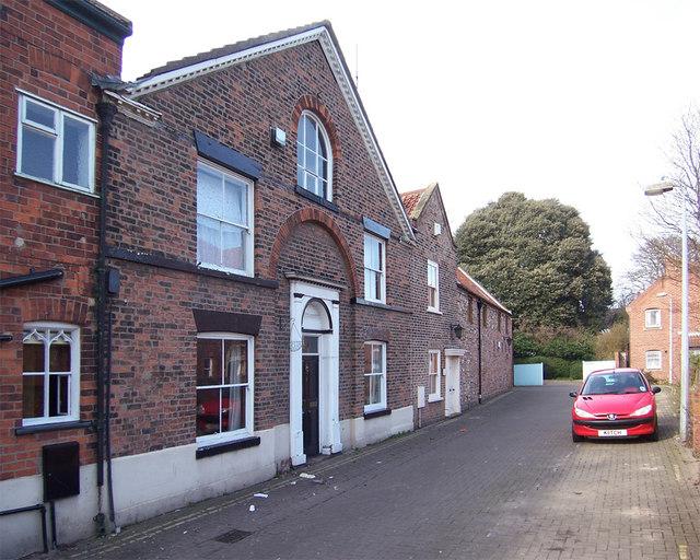 No. 1 Vicarage Lane, Hessle
