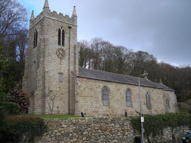 Eglwys Cyngar Sant