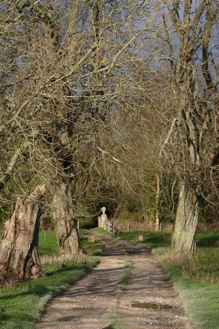 Lane at Wolfeton