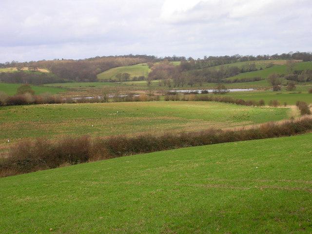 Tillingham River Valley