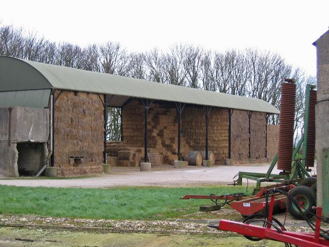 Angus Farm - Barn
