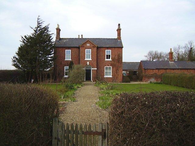 Elms Farm House