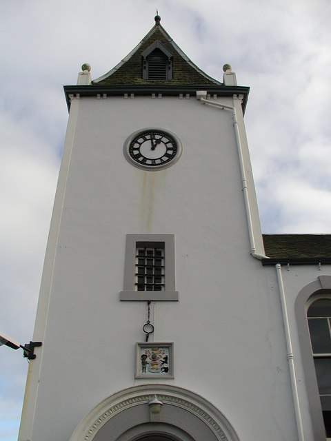 Town Hall, New Galloway