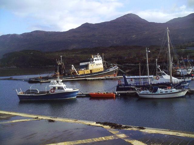 Kyleakin Harbour