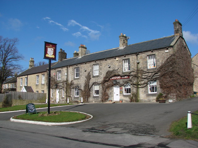 The Beresford Arms, Whalton