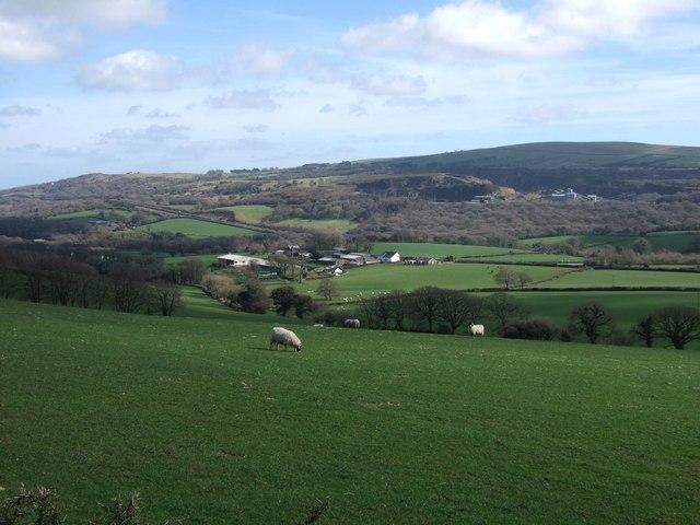Hughslade Farm