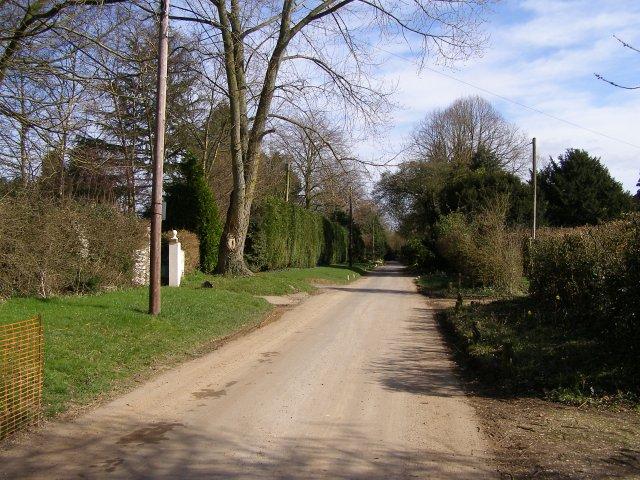 Shepherds Lane, Yarner's Green