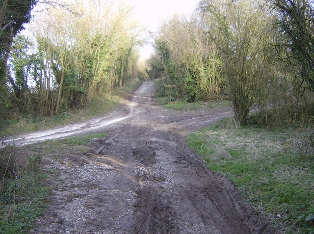 Byway junction