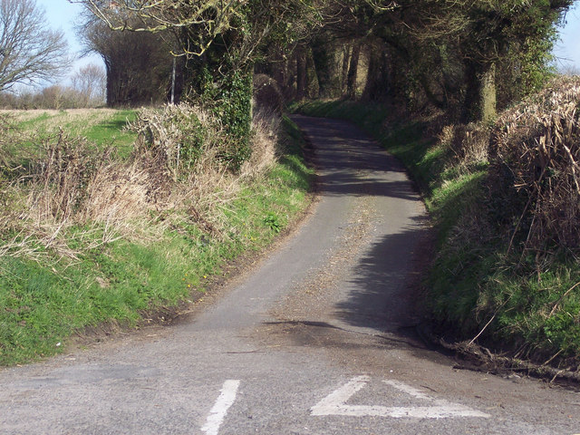 Glass's Lane from the A30
