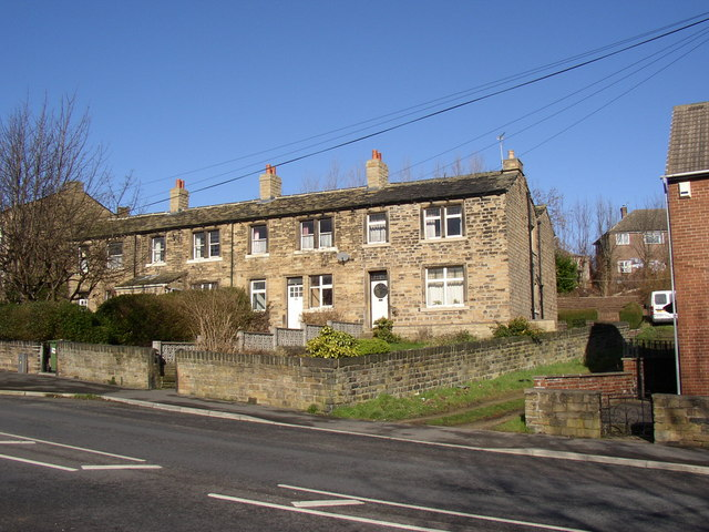 Cottages, Deighton Road, Deighton. Huddersfield