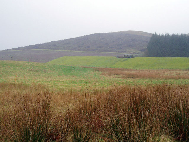 Water treatment works and Seamab Hill