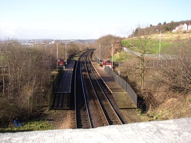 Deighton Station, Whiteacre Street, Deighton, Huddersfield