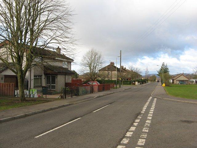 Whiteloch Avenue, Carsie