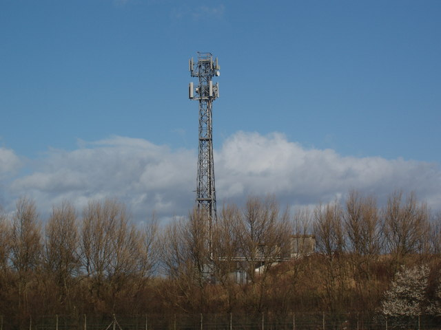 Telecommunications Tower, Blue Bridge Whin