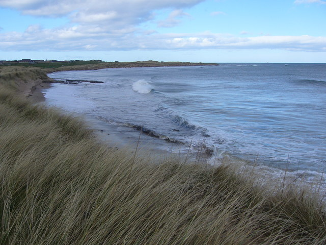 Beach at Whitelinks Bay