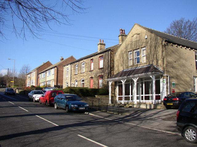 Houses, Deighton Road, Deighton, Huddersfield