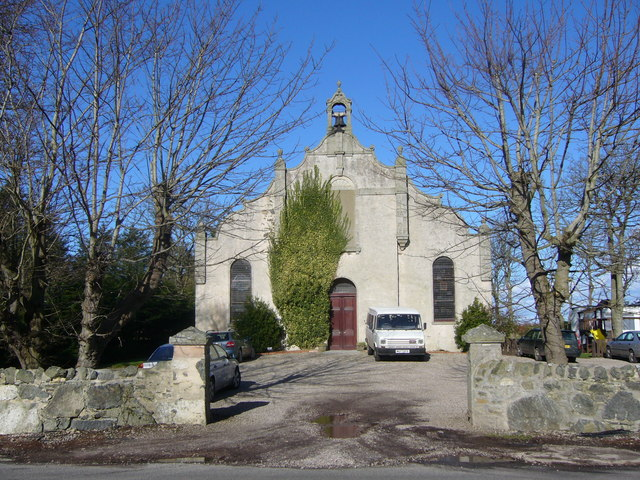 Church at Mosstown
