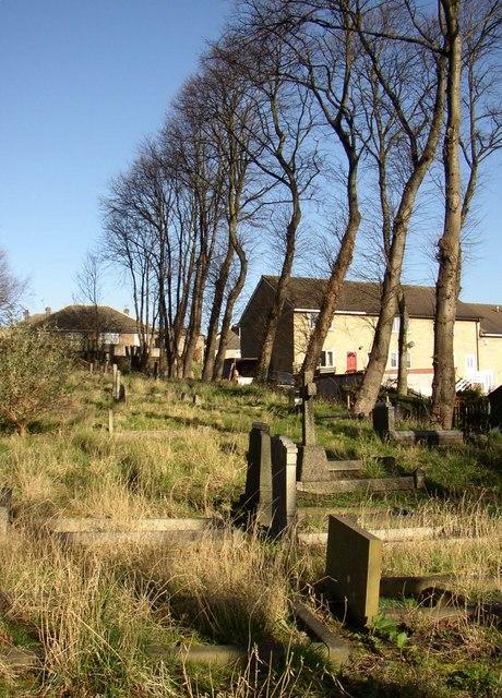 Methodist Churchyard, Deighton Road, Deighton, Huddersfield