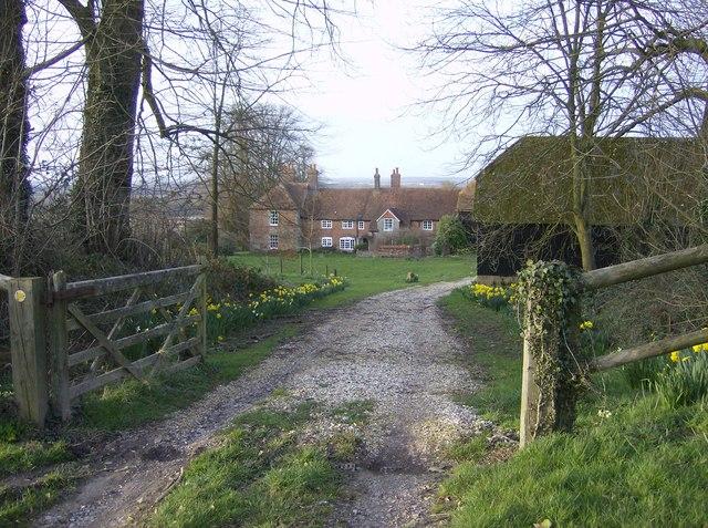 Nuthanger Farm